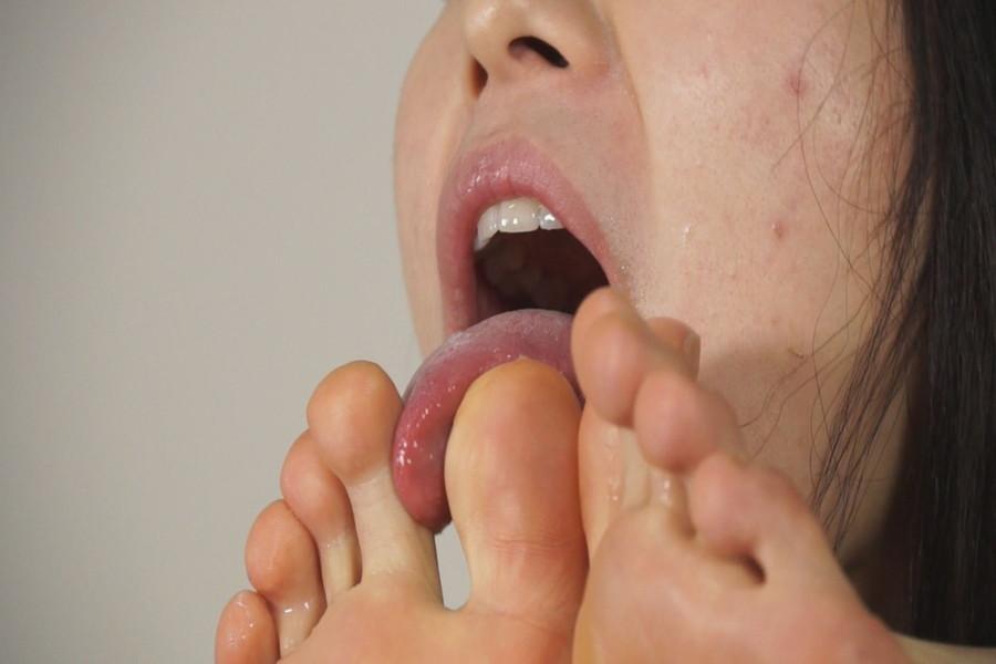 強制足舐めレズ奴隷8 サンプル画像05