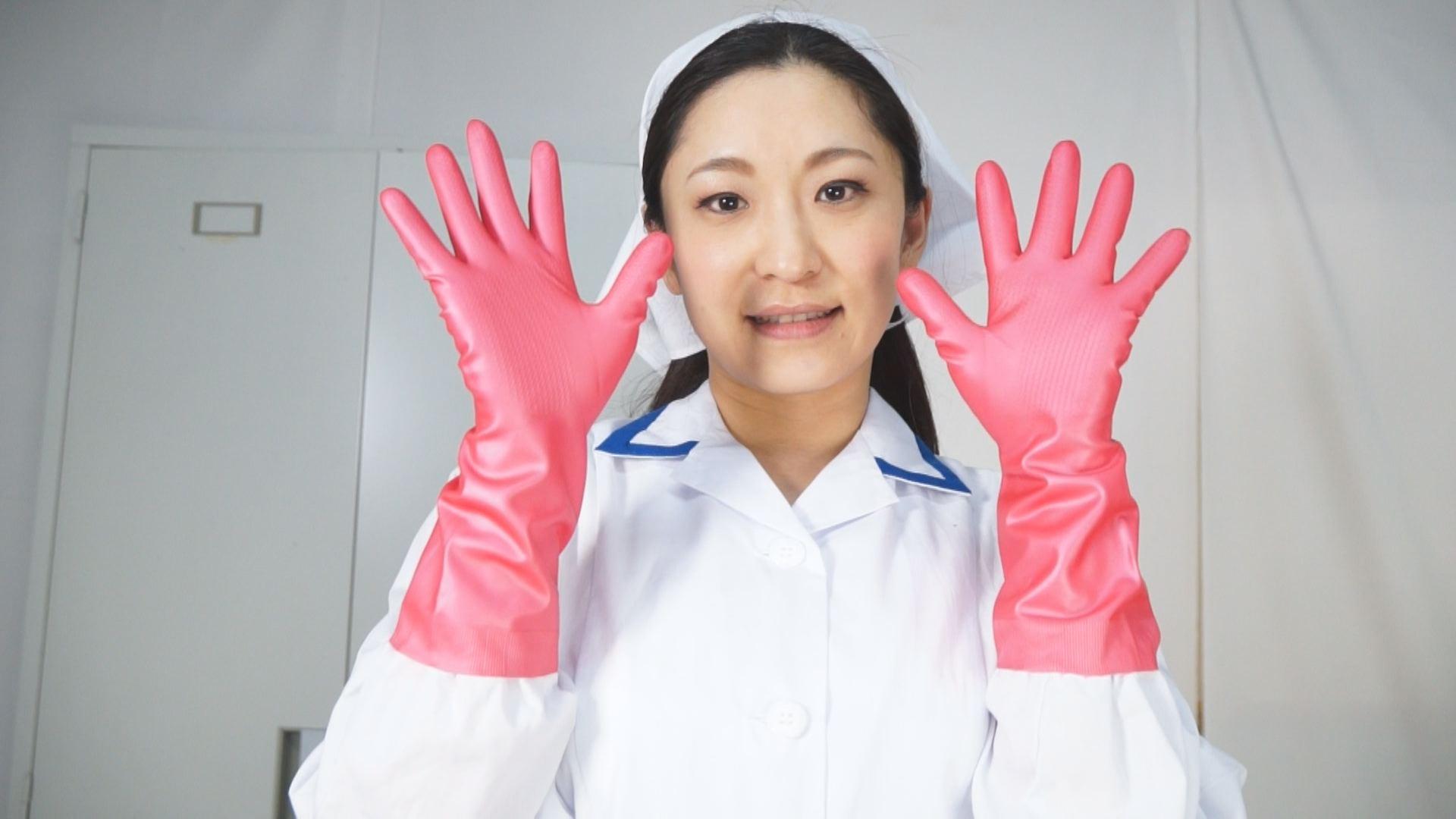 炊事用ゴム手袋のおばさん れい/43歳 サンプル画像02