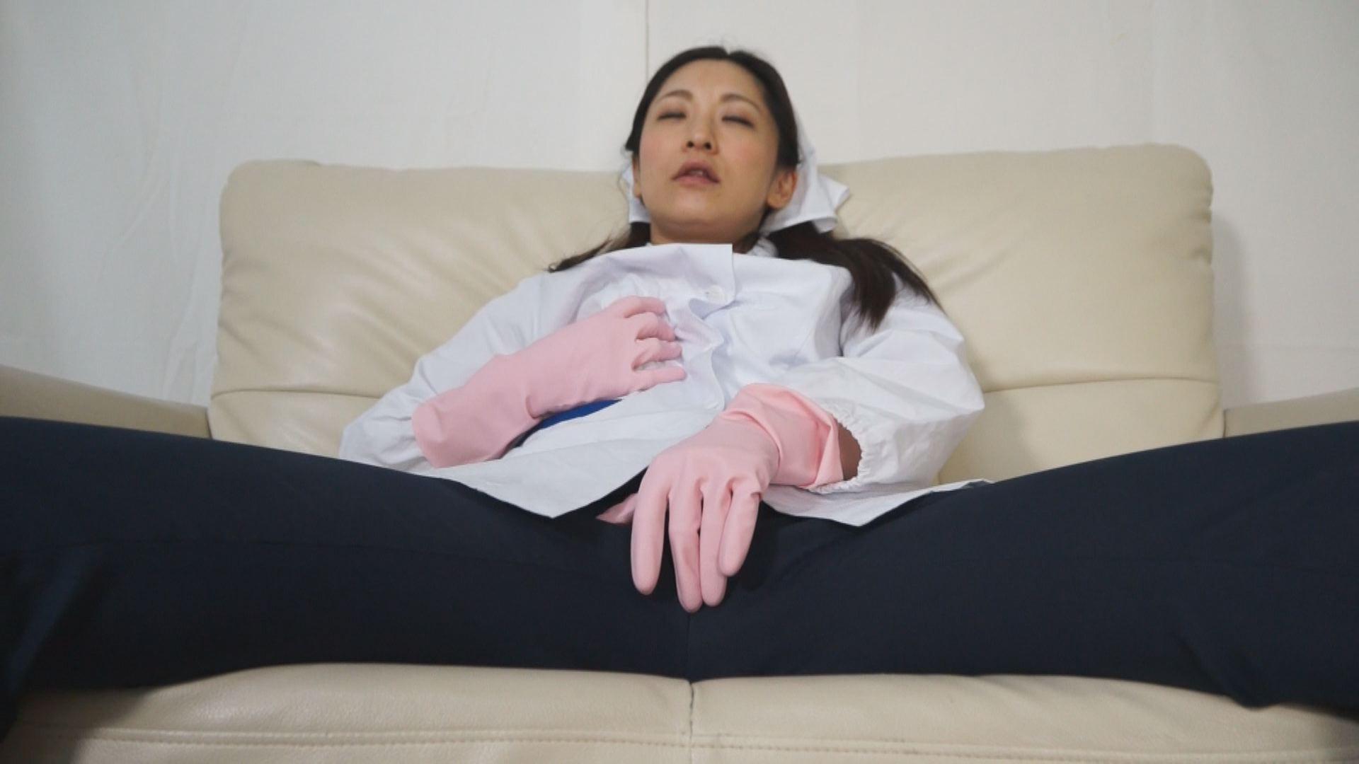 炊事用ゴム手袋のおばさん れい/43歳 サンプル画像06