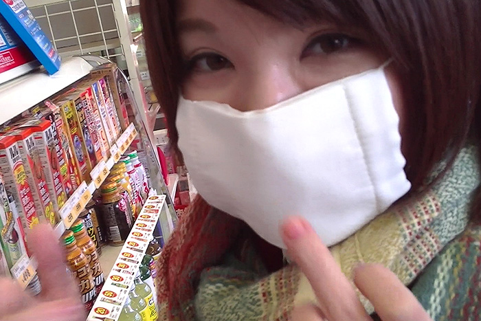 マスクdeデート 5 見目麗しのマスク美人りょうさんと逢瀬 サンプル画像01