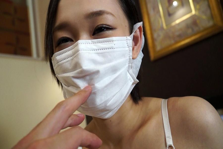 マスクdeデート  マスク大好き美人まことさんと東京デート サンプル画像01
