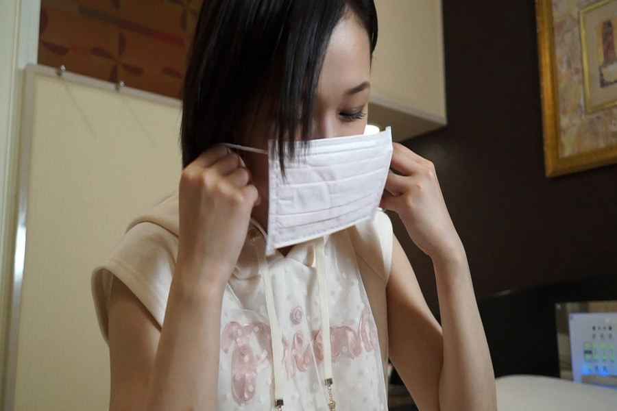マスクdeデート  マスク大好き美人まことさんと東京デート サンプル画像02