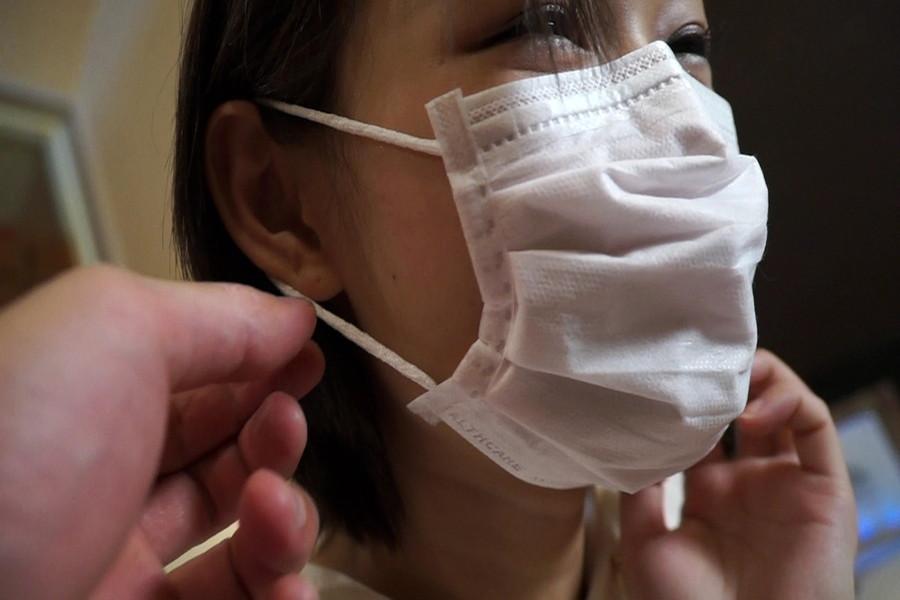 マスクdeデート  マスク大好き美人まことさんと東京デート サンプル画像03
