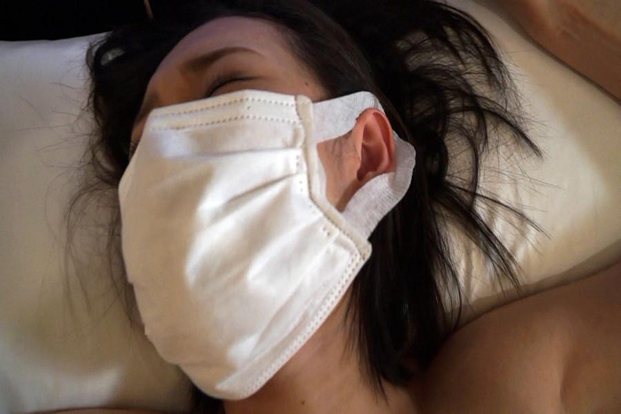 マスクdeデート  マスク大好き美人まことさんと東京デート サンプル画像11