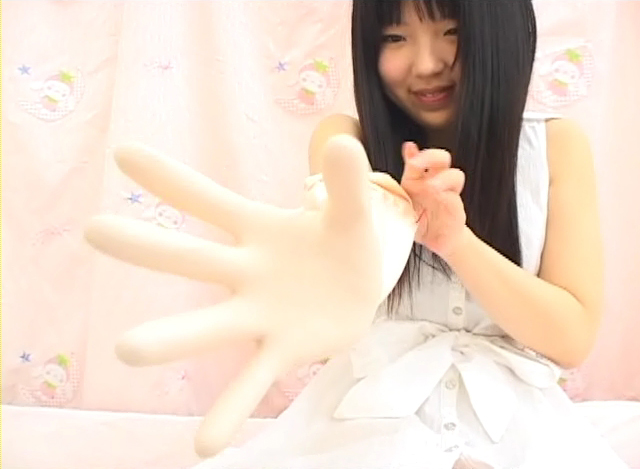 【新特別価格】ロングゴム手袋カルテット ~ゴム手袋で抜いてあげる~ 2 サンプル画像07