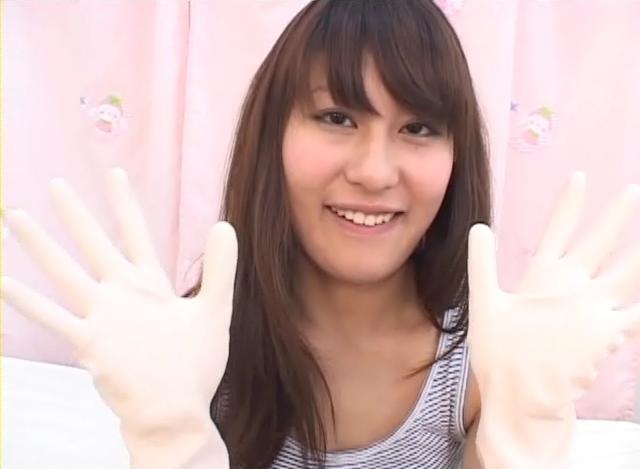 【新特別価格】ロングゴム手袋カルテット ~ゴム手袋で抜いてあげる~3 サンプル画像07