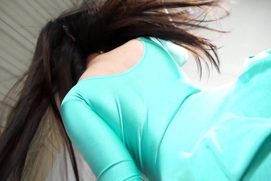 黒髪少女七菜原ココ 恋するロングヘアー サンプル画像08
