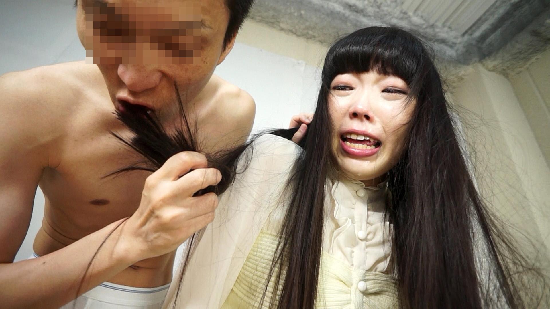 毛髪悪戯団ヘアベアーズのロングヘアー悪戯 No.14 サンプル画像01