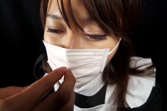 【新特別価格】マスク着用お手伝いさん9 サンプル画像06