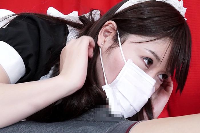 【新特別価格】マスク着用お手伝いさん9 サンプル画像07