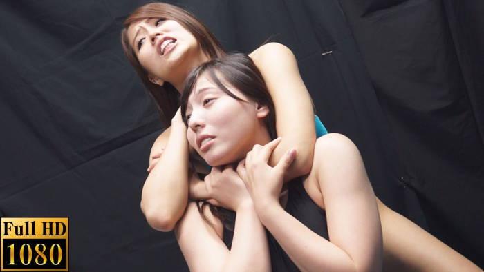 女子プロレス ミックスキャットファイト 江上しほ 通野未帆