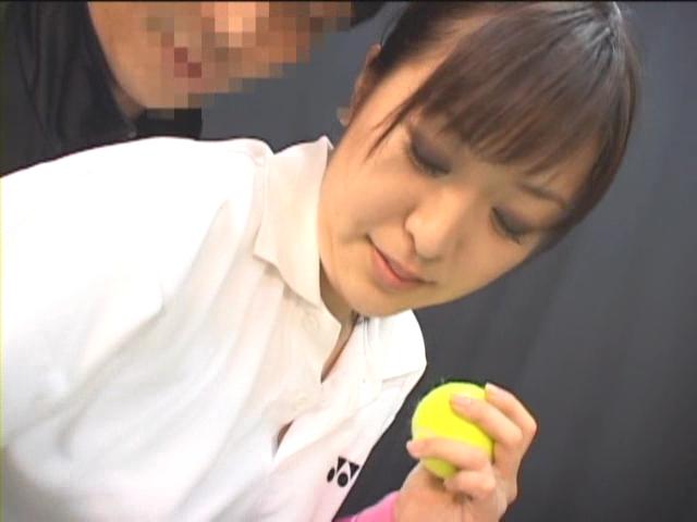 元テニスプレイヤーみな(仮名)のセックス運動会