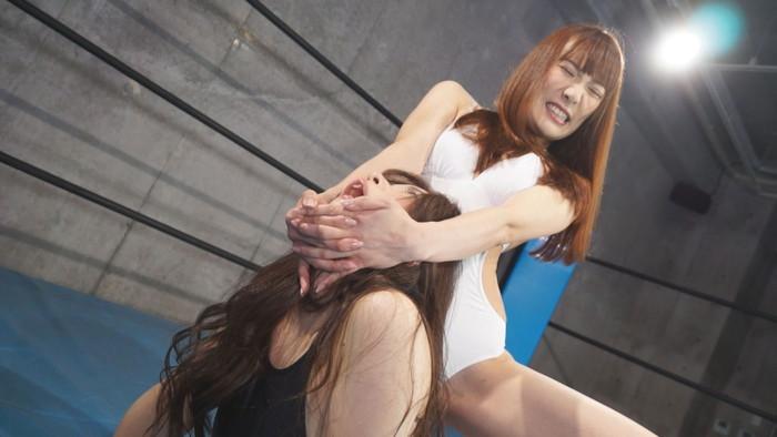 女子プロレス キャットファイト スイレン小峰 二宮和香