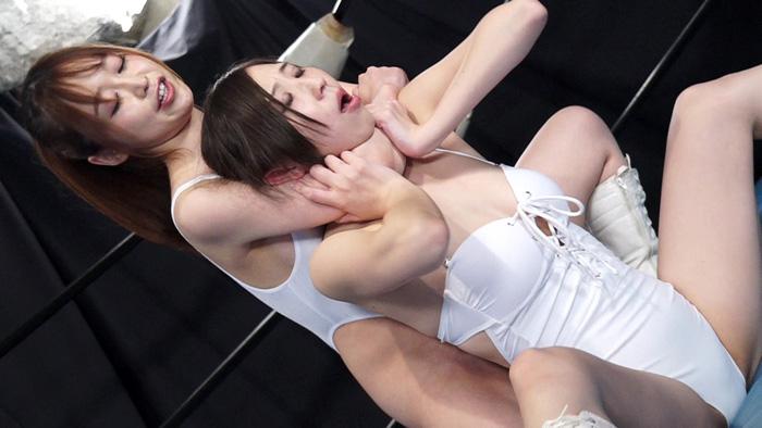 女子プロレス キャットファイト 篠田ゆう 有馬優羽