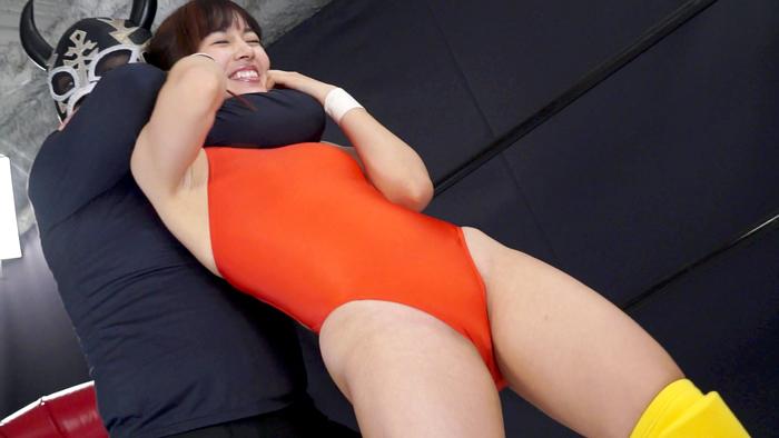 新人レスラー モデル ファイティングガールズ12ミックスファイト 夏目雅子 セクシー