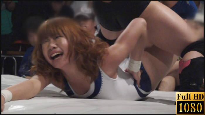 女子レスラー アイドル ファイティングガールズ 総集編DISC Vol.1