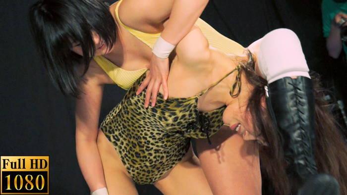 女子プロレス ファイティングガールズ 小泉まり 吉田花