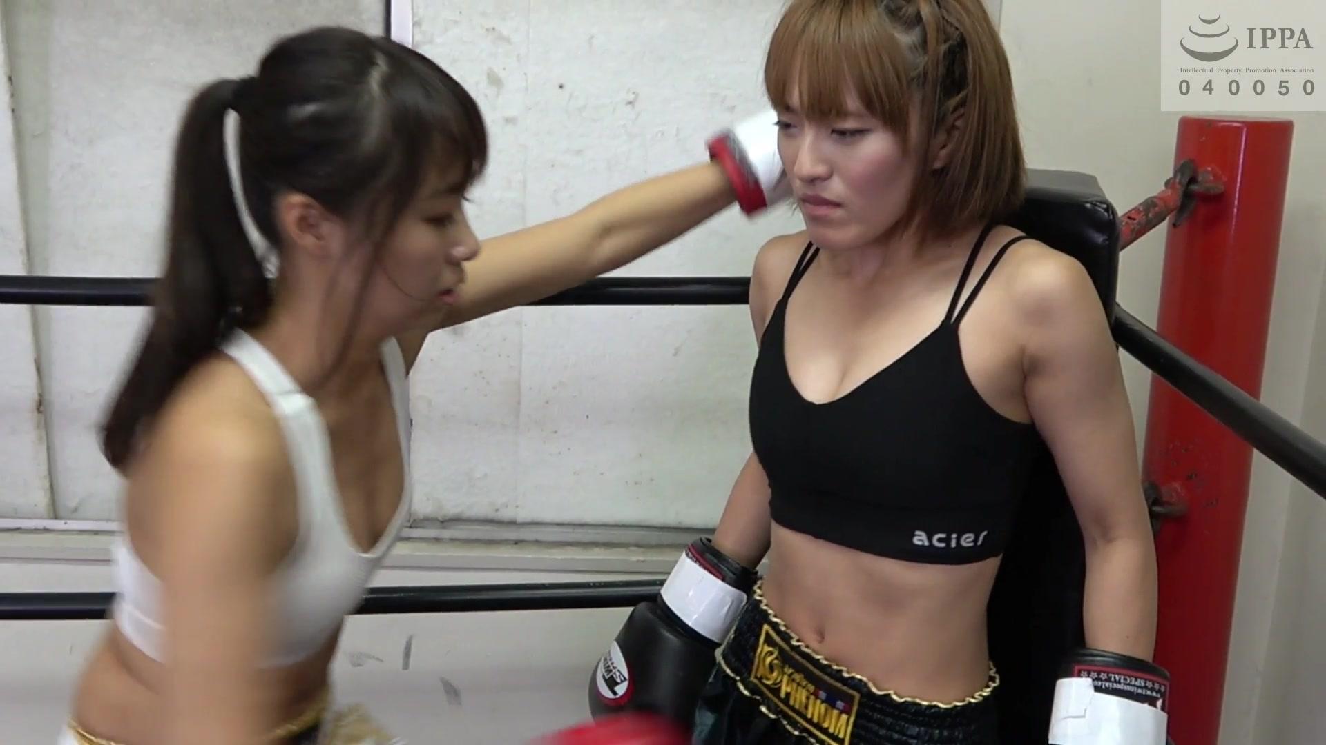 総合格闘技 愛里るい  佐久間恵美