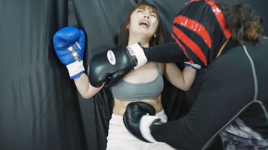 ミックスボクシング 川崎亜里沙