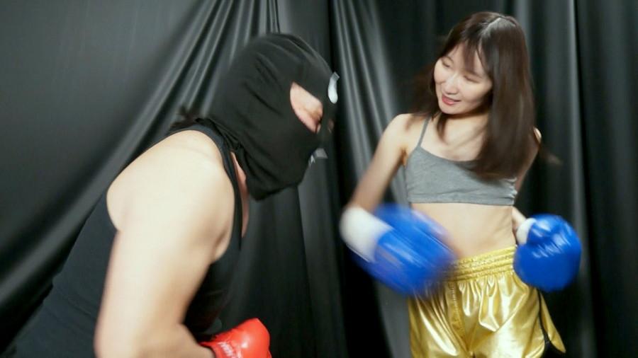 ボクシング 橘@ハム