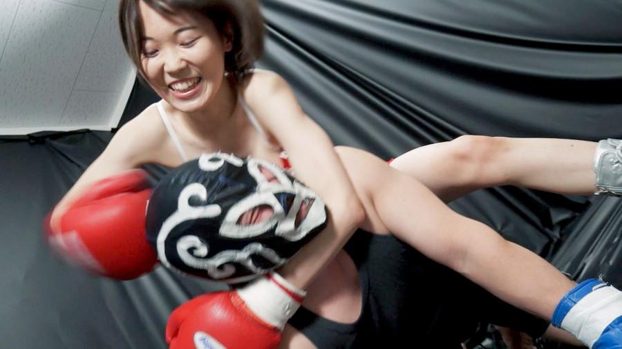 ボクシング 藍澤りく