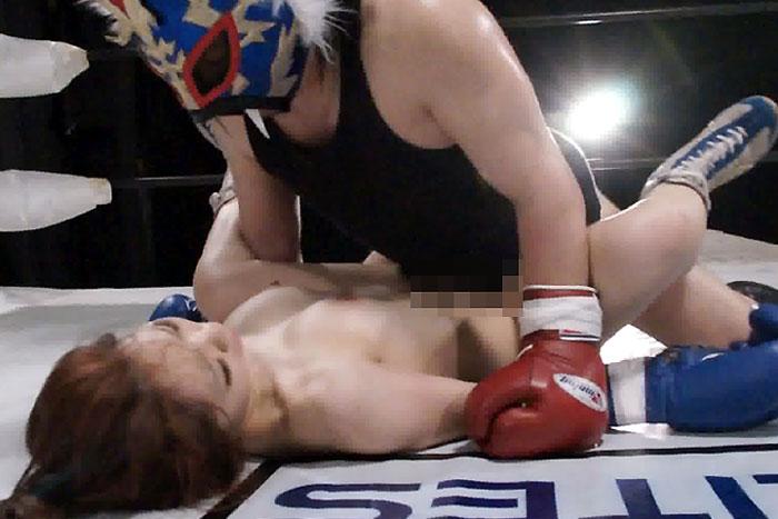 エロボクシング RURUKA