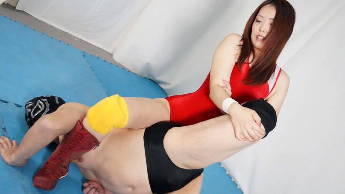 技マニア M格闘 プロレス技 今永あおい
