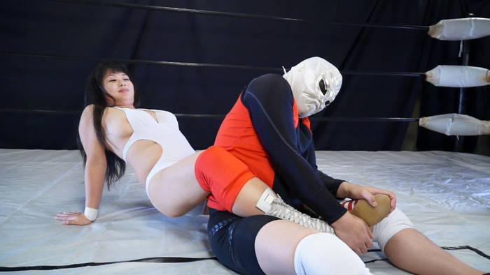 技マニア M格闘 プロレス技 都丸ふみ奈