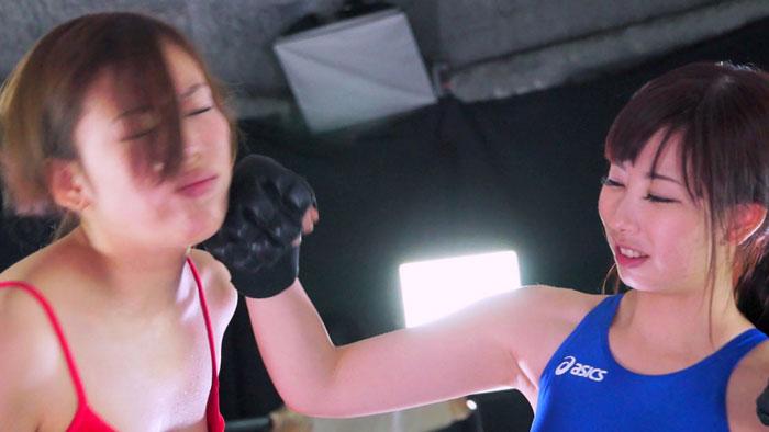 シン・イシュカク01 異種格闘技対戦 空手vsボクシング サンプル画像09