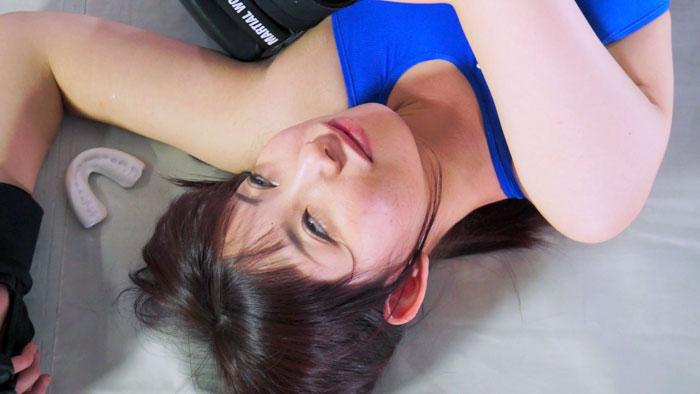 シン・イシュカク01 異種格闘技対戦 空手vsボクシング サンプル画像10