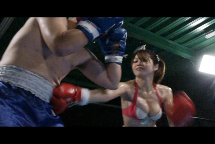 女子ボクシング 南野リカ ミックスボクシング