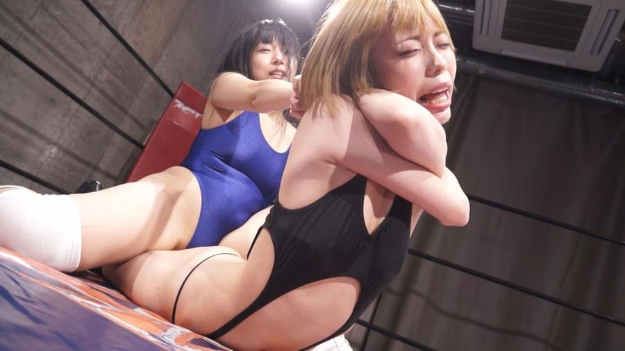BWP プロレスリング みひな 川菜美鈴