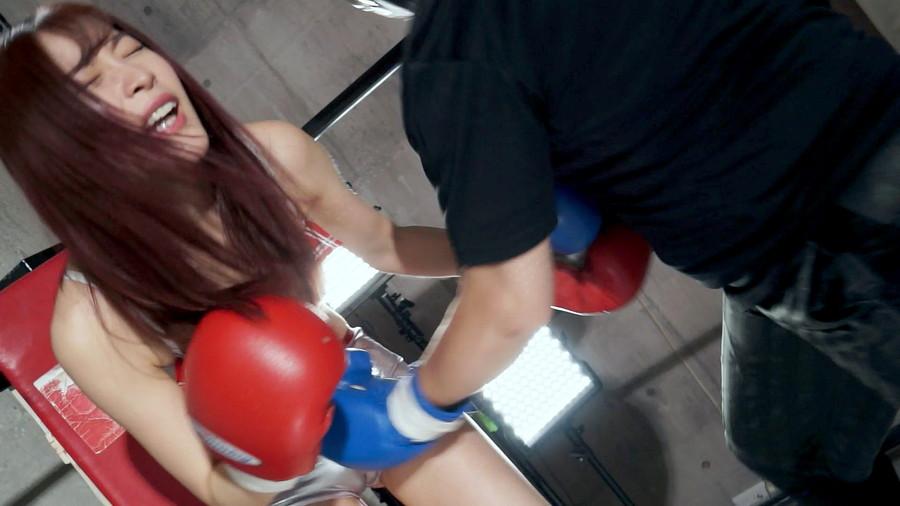 ミックスボクシング 葉月桃