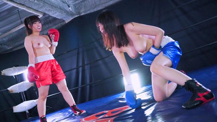 女子ボクシング 松岡香純 同門対決 川崎亜里沙