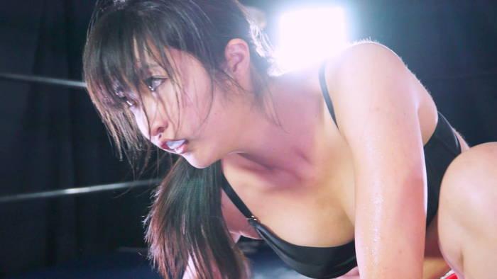 女子ボクシング BWP 金城真央 生駒はるな ダウン