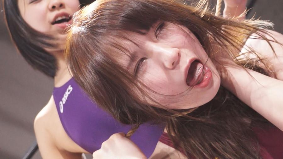 女子プロレス キャットファイト 永野楓果 河西乃愛 新人