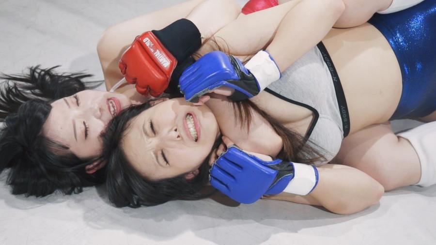 総合格闘技 横山夏希  月乃しずく
