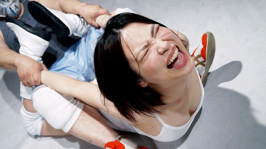 女子プロレス キャットファイト 男対決 水森めぐ 佐藤ののか