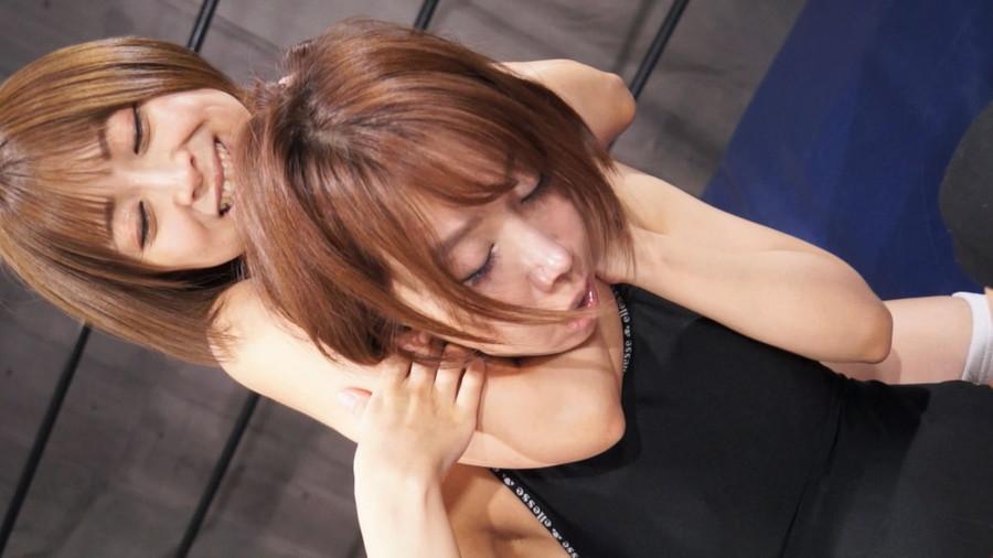 女子プロレス キャットファイト 最上さゆき 優木なお 新人