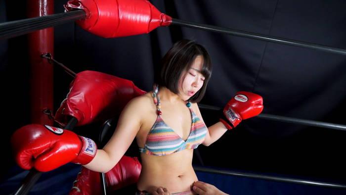 ミックスボクシング 月本愛