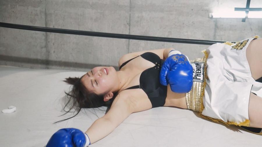 トップレスボクシングボクシング 川崎亜里沙  永野つかさ 巨乳