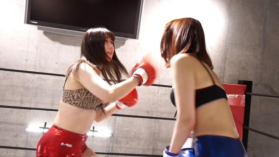 トップレスボクシングボクシング mico  山本蓮加 巨乳