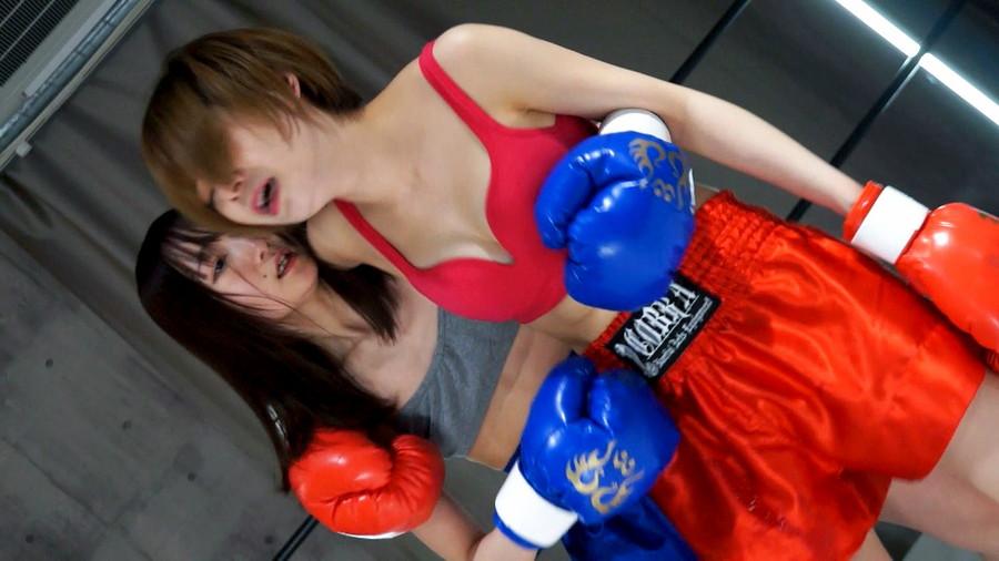 女子ボクシング ののか  夢乃美咲 巨乳