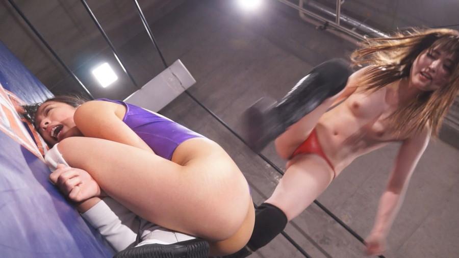 女子プロレスリング 二宮和香 みひな