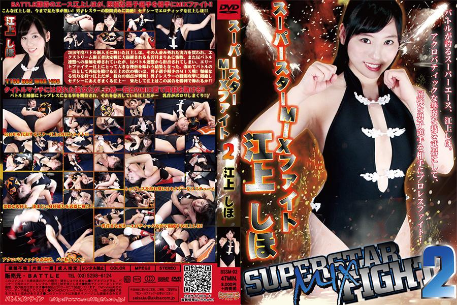 スーパースターMIXファイト2 江上しほ パッケージ画像