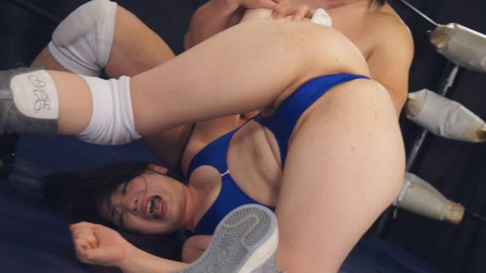 女子プロレス セクシーコスチューム スーパースター MIXファイト3 西口あられ