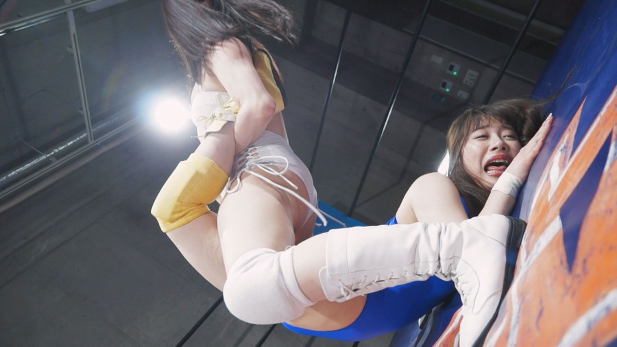 女子プロレス キャットファイト 七星ここ NIMO