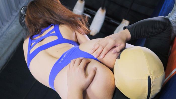 女子プロレス キャットファイト 男対決 技かける 桜乃ゆいな