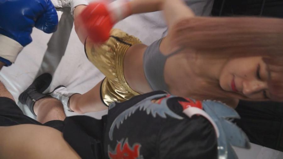 ボクシング 乙アリス