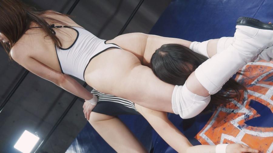 BWP プロレスリング 羽田希 新村あかり